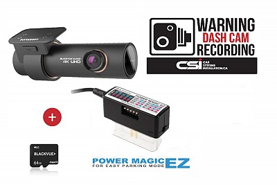 Blackvue_DR900S_1CH_4K_64GB_and_Power_Magic_EZ_dash_cam_sticker