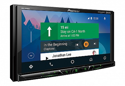 Pioneer_MVH-2400NEX_Android_Auto_Touch_Screen_System