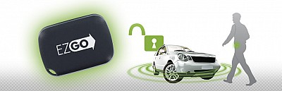 Compustar-FT-EZGO-hands-free-key-less-entry-installation-Vaughan-EZGO-Installation-North-York