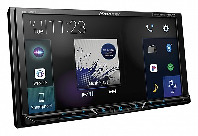 Pioneer_DMH-1500NEX_CarPlay_Android_Auto_