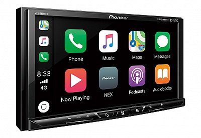 Pioneer_MVH-2400NEX_CarPlay_touch_screen_system