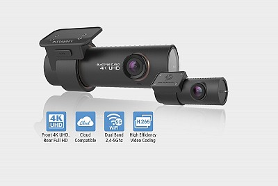 Blackvue DR900S-2CH 4 K dash cam small