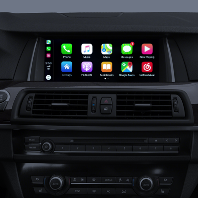 YP-CPAA-BM24 Wireless Apple CarPlay, Android Auto OEM integration for BMW NBT & NBT-EVO ID4