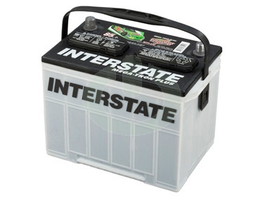 Interstate Mega-Tron Plus Car and Truck Batteries