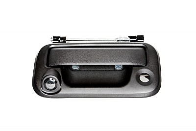 Ford F150 Pick up tailgate handle camera