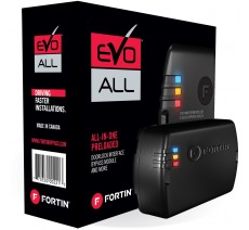Fortin Evo-All Remote starter Bypass module