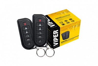 Viper 5606 1-Way SuperCode Security and Remote Start System STARTER/ALARM 1WAY