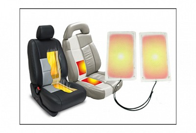 Heated seat pads | Car seat heater kit