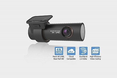 BlackVue DR900S-1CH 4K Dash Cam | REFURBISHED | 16 GB | Wifi smartphone connection | Cloud based camera |1 Chanel Dash cam
