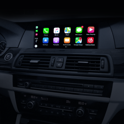YP-CPAA-BMW-CIC Apple CarPlay, Android Auto OEM integration for BMW iDrive CIC HU