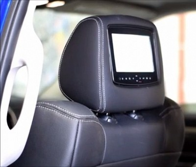 Rosen AV7950H OEM Match headrest DVD HDMI