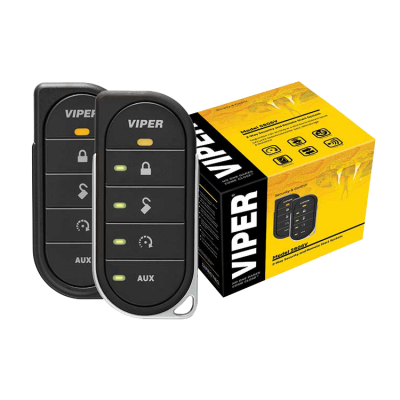 Viper 5806 Remote Starter Alarm Combo 2 Way LED