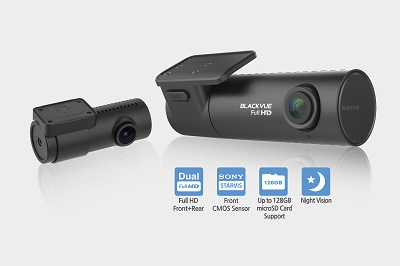 Blackvue DR590-2CH Dual channel Full HD Dash cam, SONY STRAVIS Sensor.