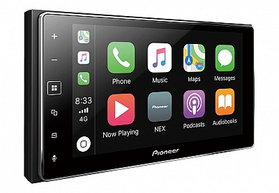 Pioneer MVH-1400NEX CarPlay