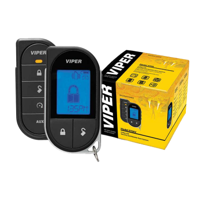 Viper 5706 Remote Starter Alarm combo 2way LCD