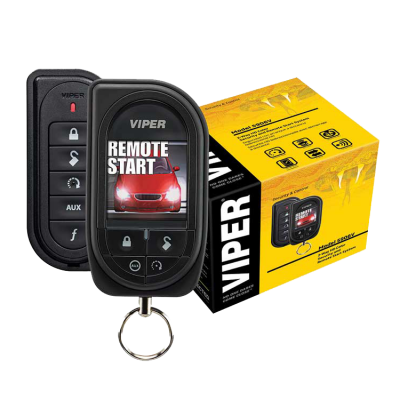 Viper 5906v Color 2-Way Security + Remote Start System
