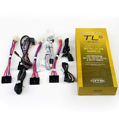 ADS-THR-TL5 select Toyota/Scion standard key models from 2010 and up 'T'-harness factory fit