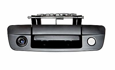 RAM150 tailgate handle camera – Dodge RAM CAM