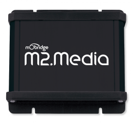 mObridge M2 Media AUX and USB interface