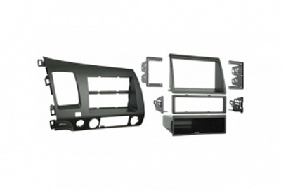 HONDA CIVIC 2007- UP DIN/DOUBLE DIN IN DASH RADIO KIT