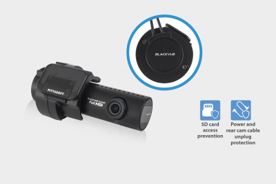 The BlackVue BTC-1 Tamper-Proof Case for Dash cam
