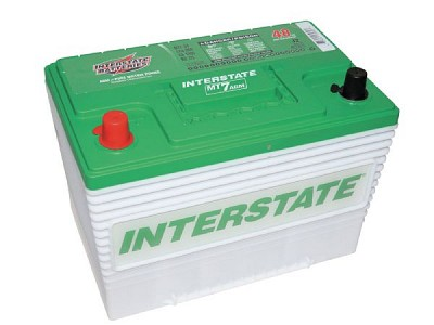 Interstate MT7 Car and Truck Batteries