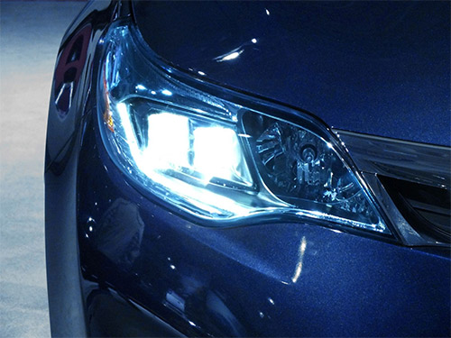 The benefits of HID headlights